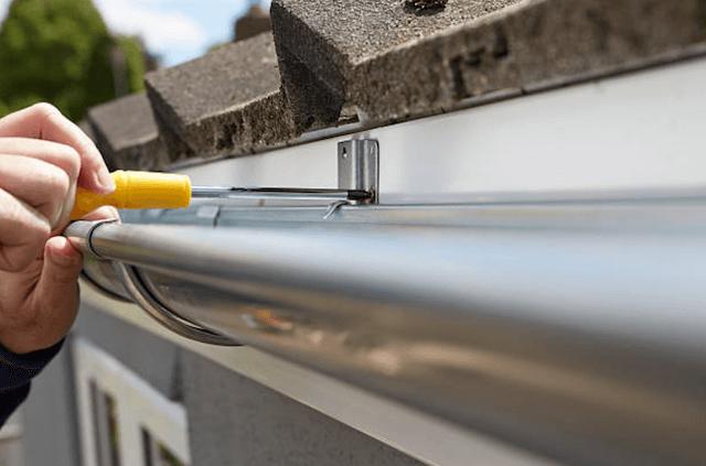 gutter repair akron